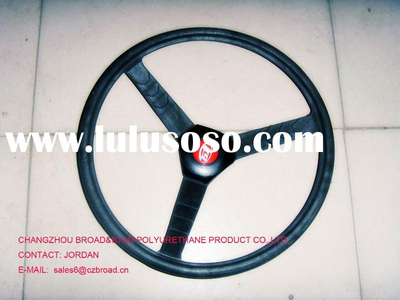 PU Auto Steering Wheel&PU Foam&PU Self-Skinning Steering Wheel&PU Auto parts