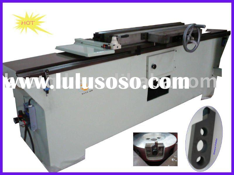 Plank of Acrylic Plate Edge Polisher Polishing Machine