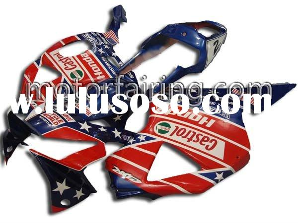 Plastic Injection mould Motorcycle fairing /spare parts for CBR954