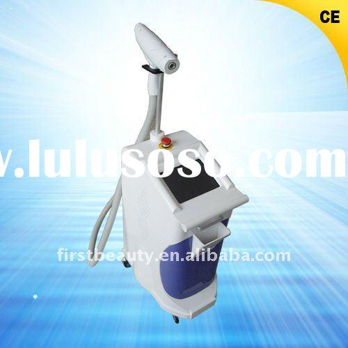 Portable 1064nm long pulse nd yag laser hair removal machine-P003