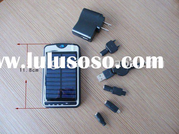 Portable Phone solar chargers for mobile phone,MP4,MP3 DN818