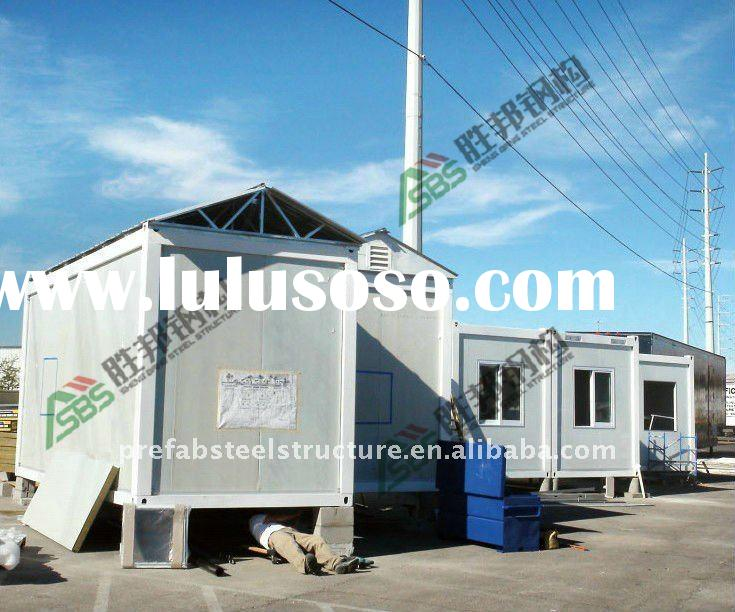 Prefabricated/Modular Container Home