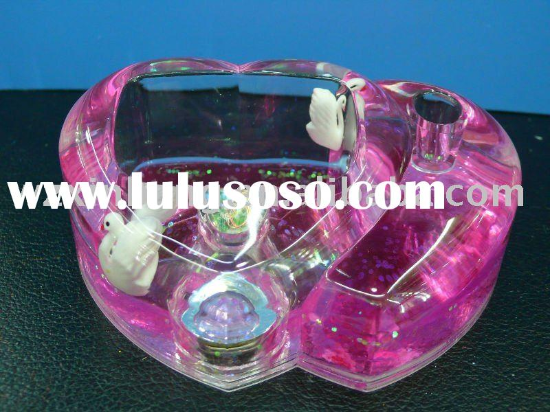 Promotion acrylic cell phone display stand
