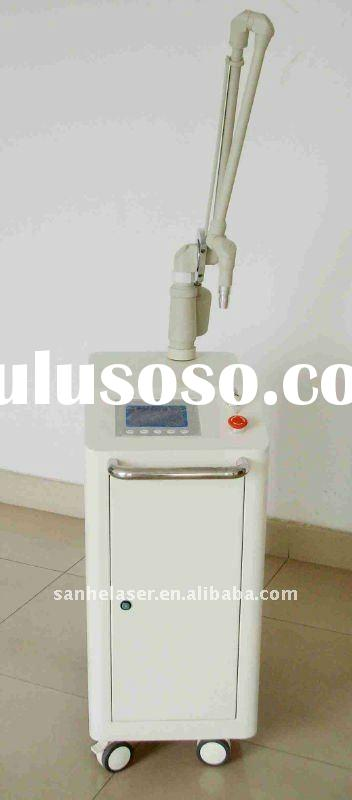 Q Switch Nd Yag Laser Tattoo Removal Medical Equipment
