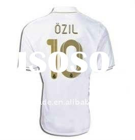 Real Madrid Home Football Jersey 2012 OZIL #10