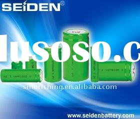 Rechargeable Nickel Nickel-Metal Hydride Battery NIMH SC Battery