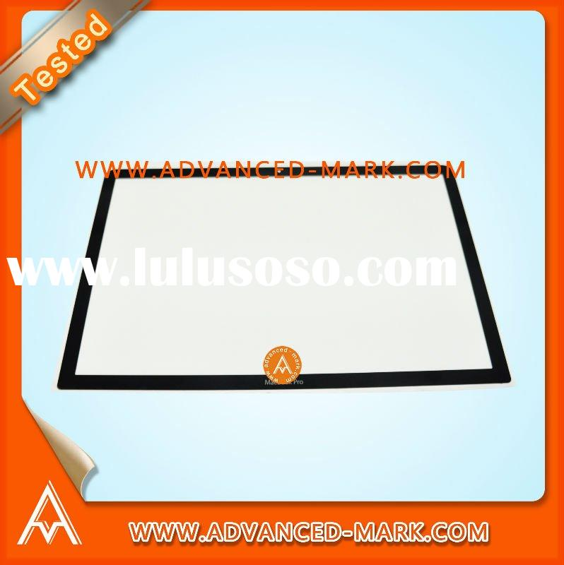 "Replace LCD Screen Cover Glass For Macbook Pro 15"" A1286 Laptop , High Quality"