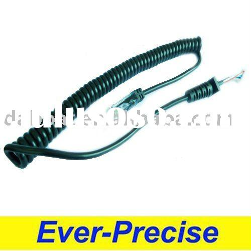 RoHs PH-5Y Connector to RJ45 Plug Network Communication Spring Cable