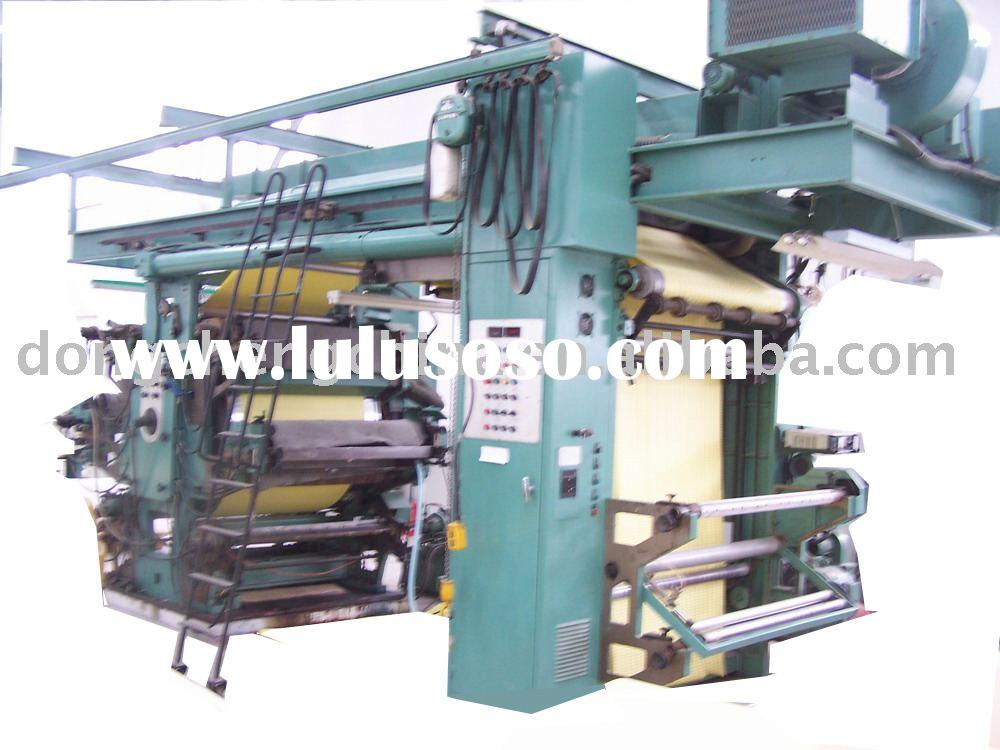 Rotary Flexo Printing Press/Printing machine/Flexo printing machine/paper tube machine/paper core wi
