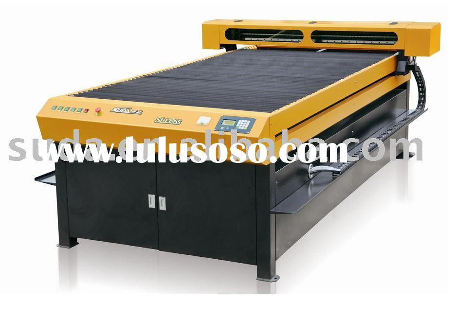 SUDA SL2030S LARGE FABRIC LASER CUTTING MACHINE