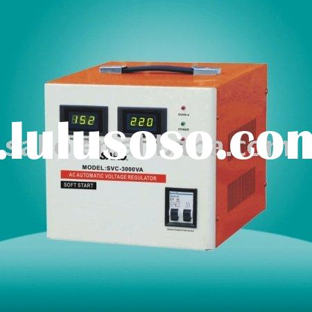 SVC Series AC. Automatic Voltage Regulator