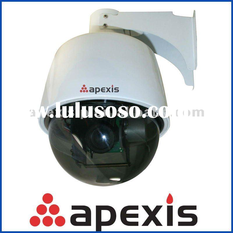 Security Outdoor Wireless Speed dome 3X Zoom IP Camera