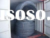 Sell SAE1006,SAE1008,SAE1010,Q195,Q235,SWRH82B,SWRHHot rolled Steel Wire Rod/low carbon steel wire r
