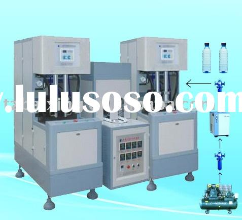 Semi-automatic bottle Blowing Machine,PET bottle blowing machine,PET blowing machine