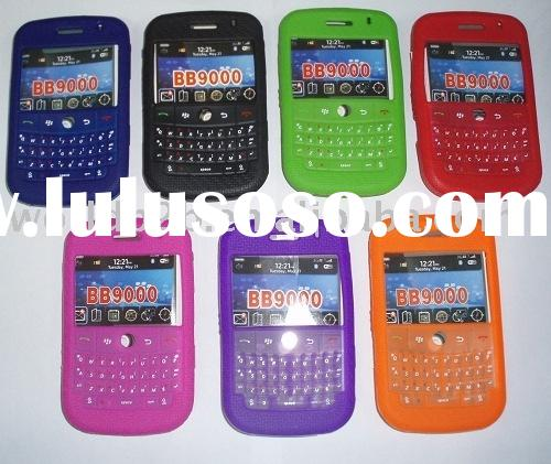 Silicon case with arabic keypad for blackberry 9000 storm (all colors)