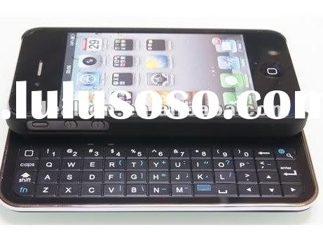 Slide Wireless Bluetooth Mini Keyboard for iPhone 4G 4S