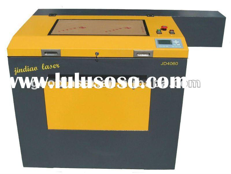 Small arts and crafts laser engraving/cutting machine --JD4060