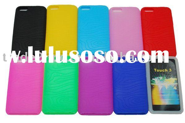 Special silicon case for iPod touch 3rd Generation/ipod accessories
