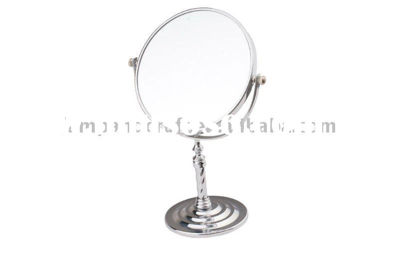 Stainless steel make up mirror table lamp/light with UL certificate