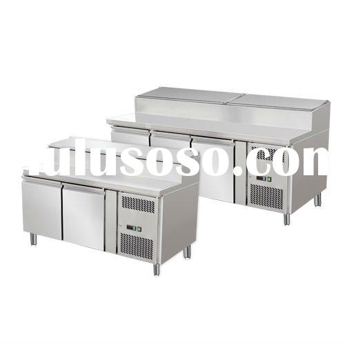 Stainless Steel Commercial Kitchen Refrigerator Stainless Steel Commercial Kitchen Refrigerator
