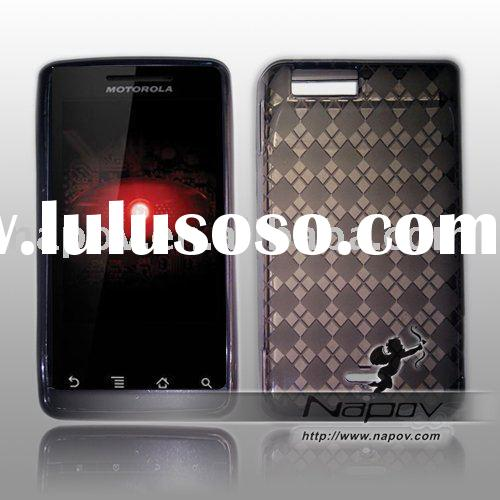 TPU case for Motorola Droid X MB8100 (paypal)