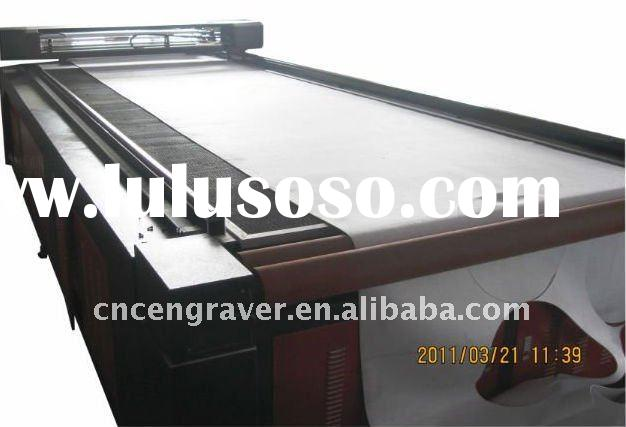 TS1630 fabric laser cutting machine with auto feeding system