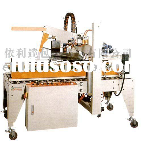 TW-03JR automatic folding cover and sealing machine ,carton sealing machine