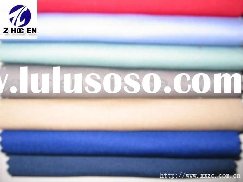 T/C 80/20 Oil and water proof twill fabric for garment