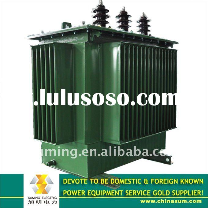 Top 10 10KV S9-M Series Oil Immersed Power Transformer,Step Down Transformer