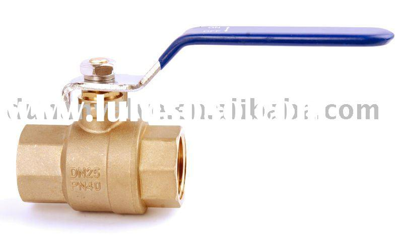 UL Approval Ball valve with thread end