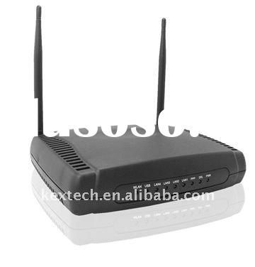 USB ADSL2 wifi wireless Modem Router