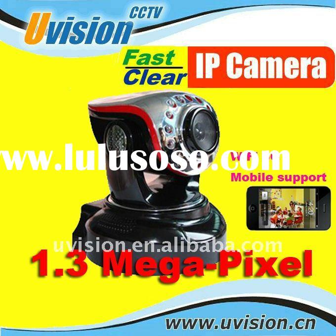 Uvision Pan Tilt WIFI IP Camera MPT130W