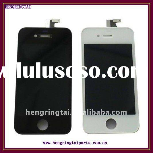 WHITE Replacement Glass Digitizer & LCD for iphone 4,Low price!