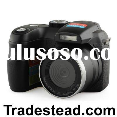 Wholesale 12M Pixels and 8X ZOOM Hotselling Digital Camera