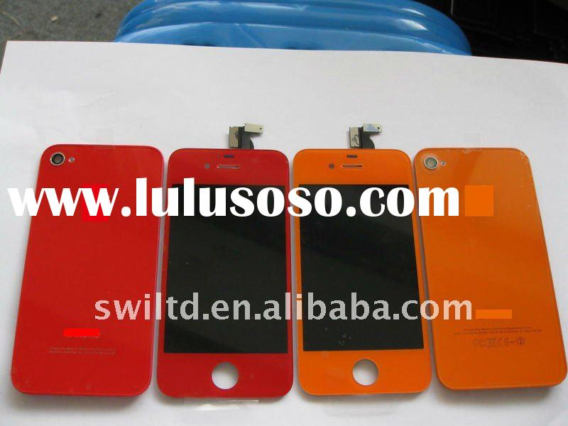 Wholesale colorful Lcd digitizer touch screen for iPhone 4S