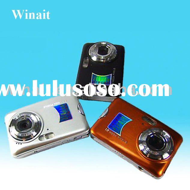 "Winait's Max.12.0 MP/ 2.7""TFT digital camera with 8X digital zoom"