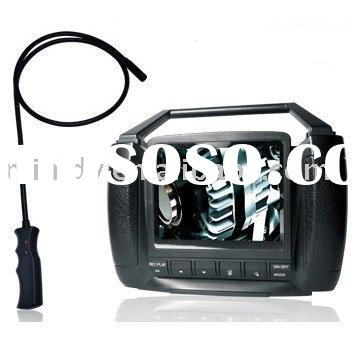 Wireless Flexible/Portable Video Borescope with 3.5' Display Monitor