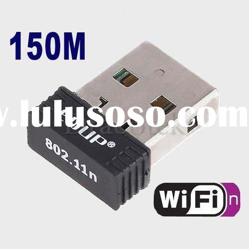 Wireless N 802.11n USB Adapter WiFi Network Card 150M