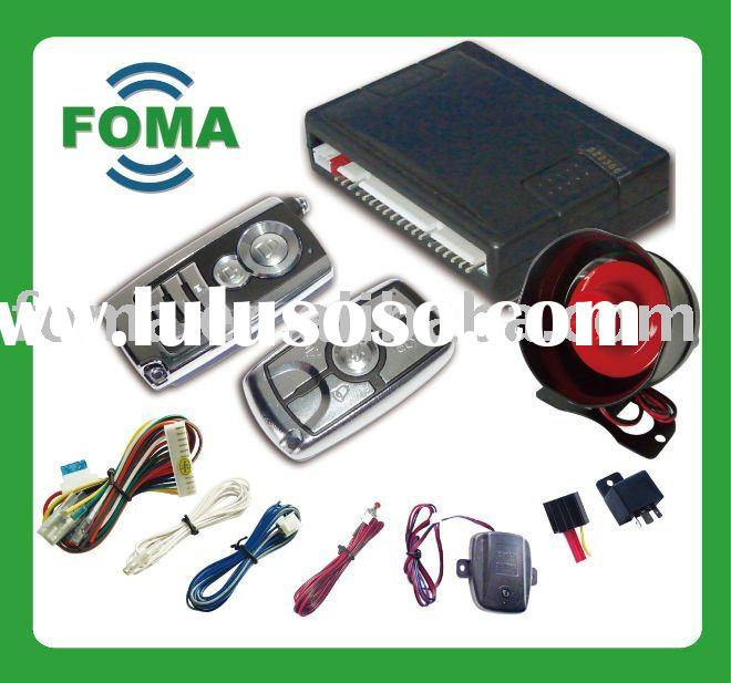 Wireless Voice Speaking Security Car Alarm System with remote controller FAA069
