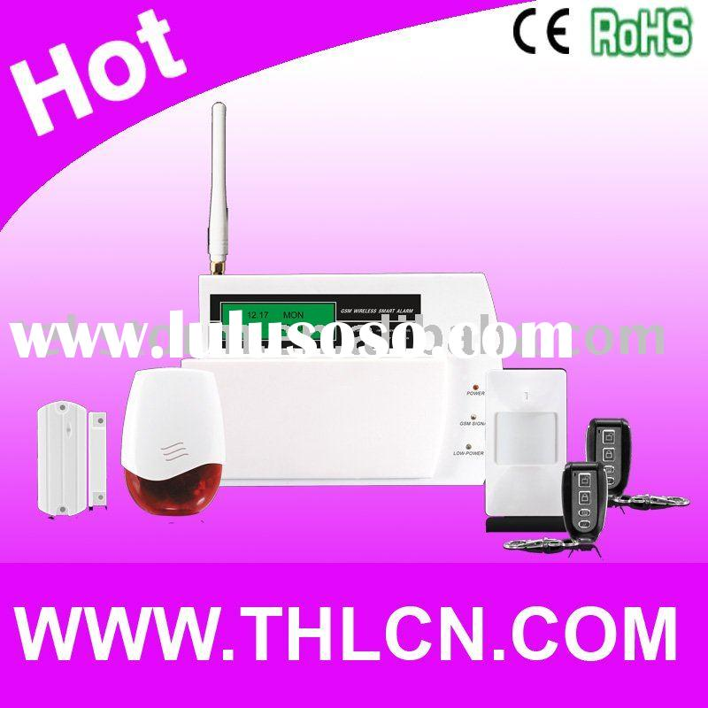 Wireless gsm Alarm/Security gsm alarm/Boat yacht alarm system/Home alarm/Intruder alarm/Motion alarm