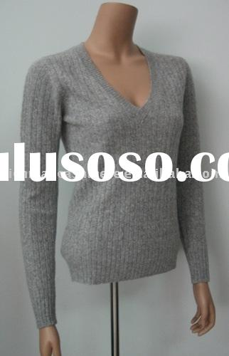 Women Cable Knit Cashmere Sweater