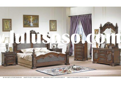Wooden bedroom furniture,Dressing Table,Night Stand