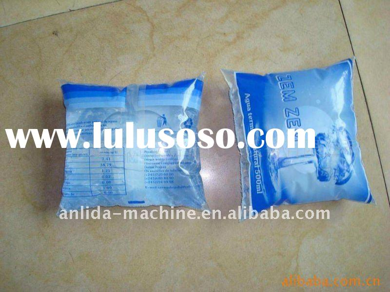YBJ-3B Fully automatic sachet water filling sealing packing machine
