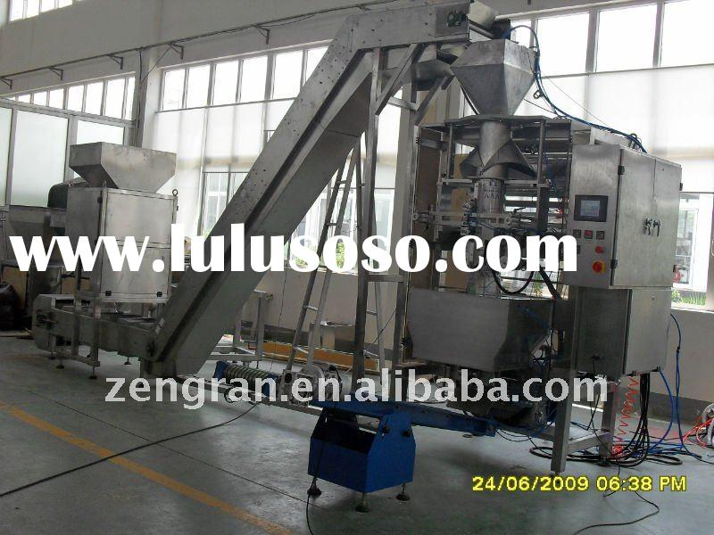 ZB2000A Automatic rice pillow bag vacuum packaging machine
