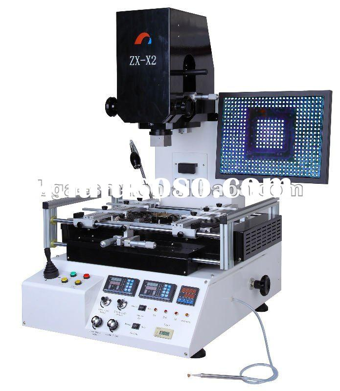 ZX-X2 optical alignment bga rework repair station