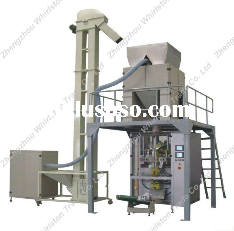 (033)HRSD760 fully automatic rice packaging machine