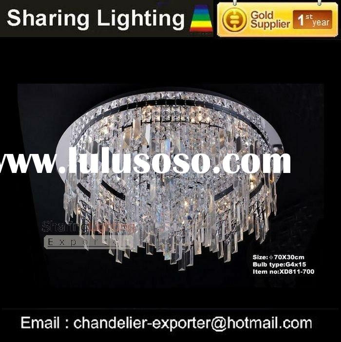 [Sharing Lighting]amazing modern crystal chandelier ceiling lamp