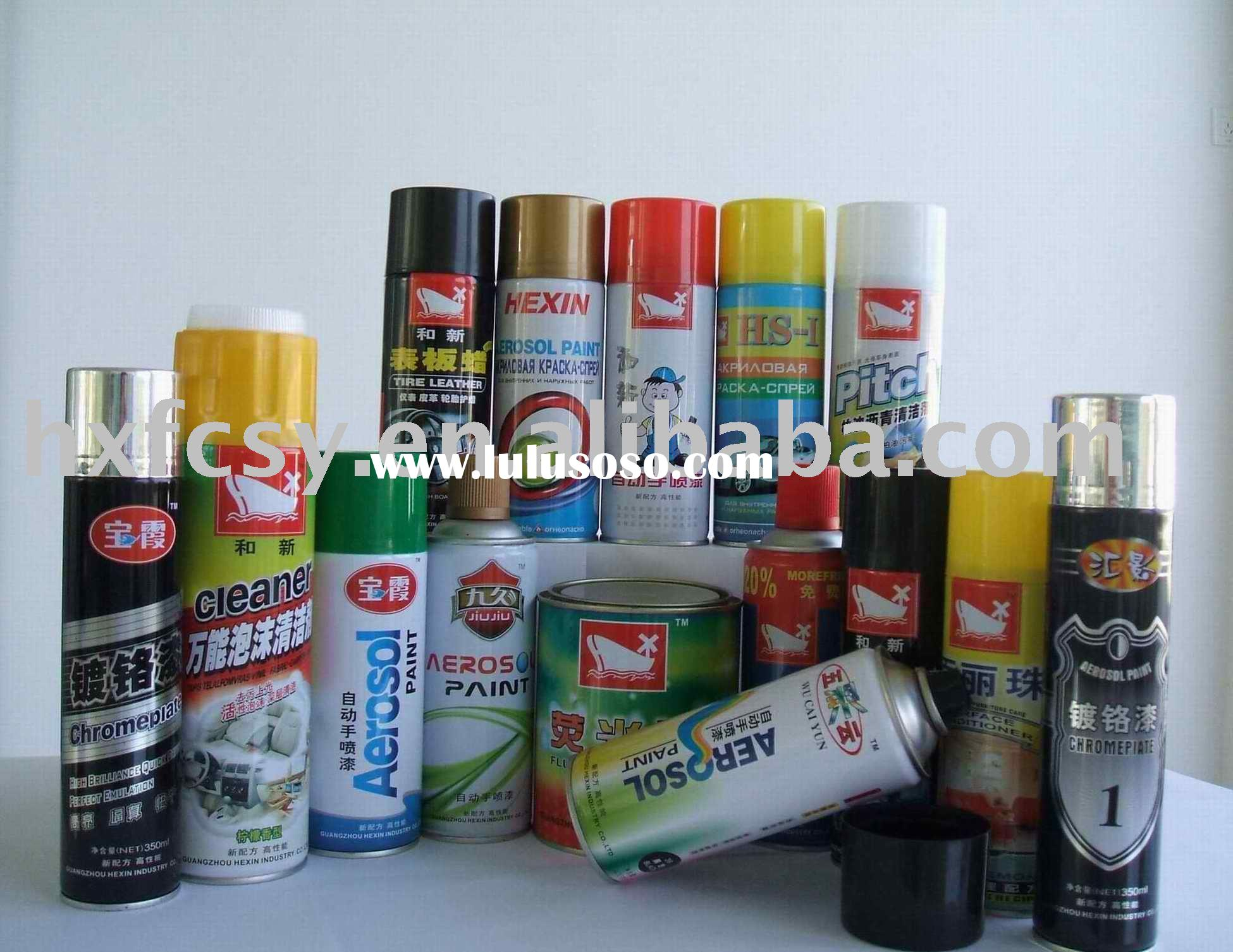 aerosol paint,spray paint,metallic paint,chrome paint,car paint