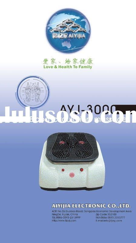 all electronic body massager