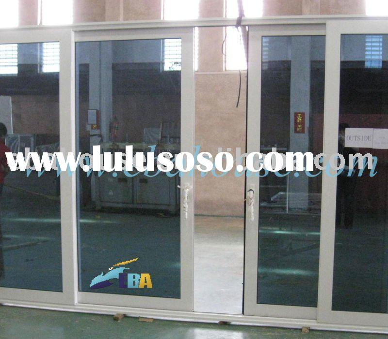 aluminum sliding door,insulating glass door,security door